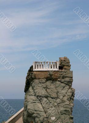 Cliff Diving Platform