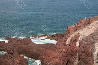 Cross on Cliffs