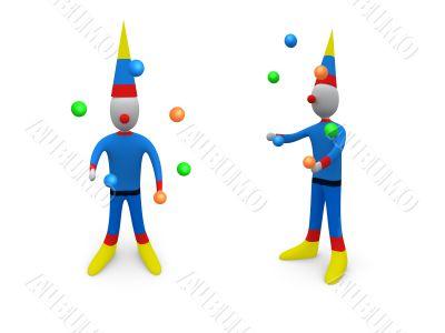 Holidays - Clown #3