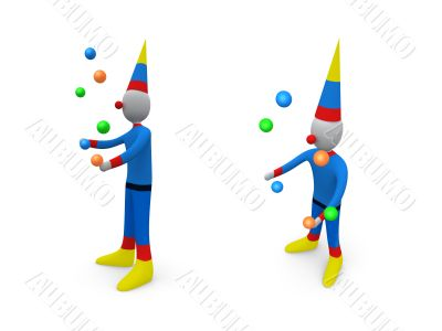 Holidays - Clown #4