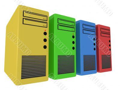Color Computers
