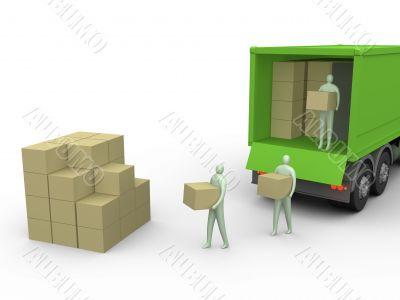 Cargo-Truck #2