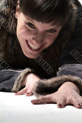 freundliche Frau | friendly woman