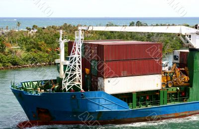 Freight Barge