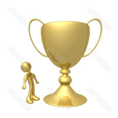 Huge Trophy