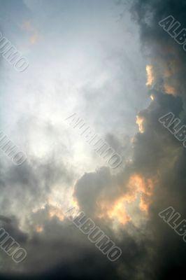 Heavenly Sky Background