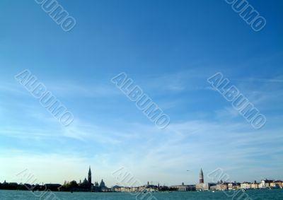 Venice skyscape