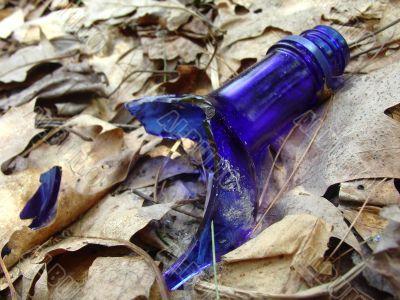 Broken Bottle