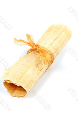Papyrus scroll