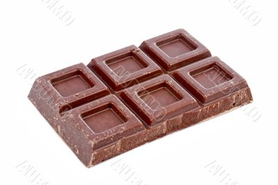 Block of chocolate