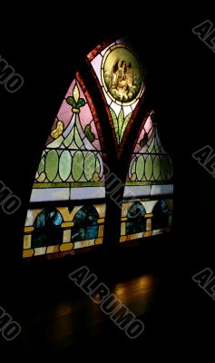 Angelic Stained Glass