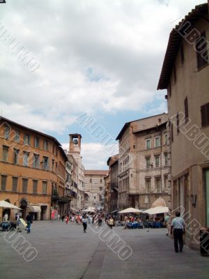 Perugia centre