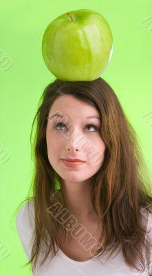 big green appple