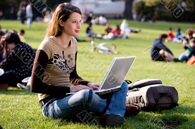 better concentration outdoors