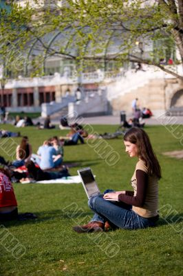 working wireless outdoors