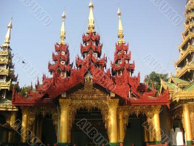 Shwedagong pagoda