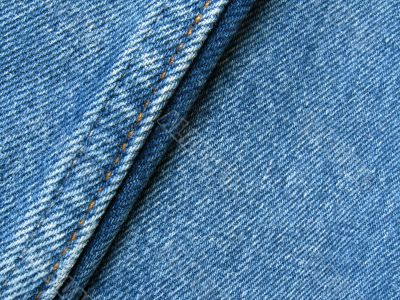 Jeans seams