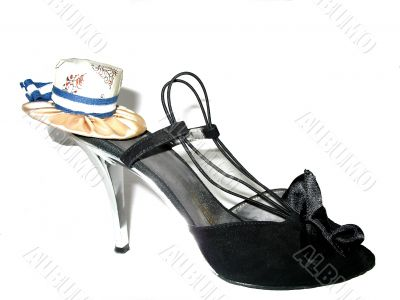 Shoe and Hat