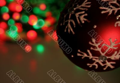 Bauble Up Close