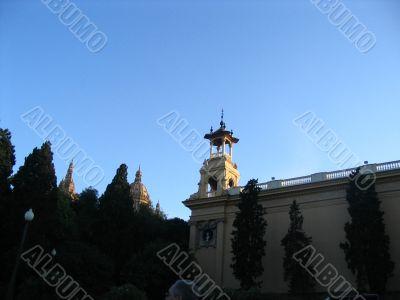 part of church