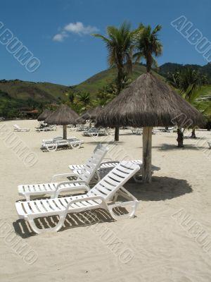 Beach chairs - 1