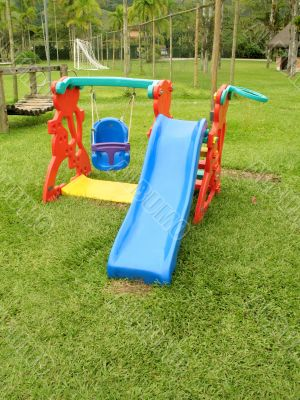 Empty playground - 1