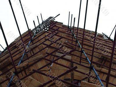 Working scaffold