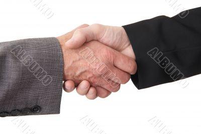 isolated handshake