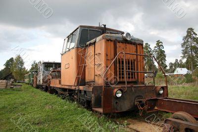 Railway curiosity
