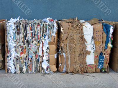 Paper to recycle