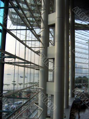 Architecture interior structure