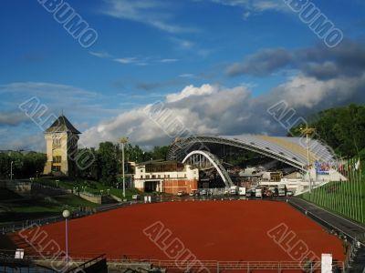 festival amphitheater - Vitebsk - 8-07-2007