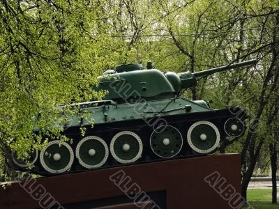 tank-monument