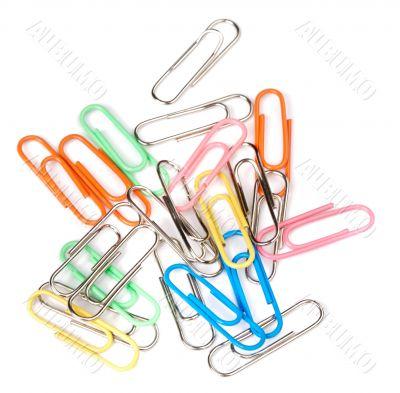 Business colors clip