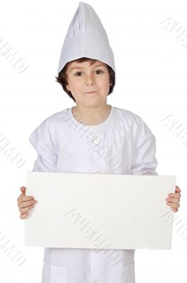 adorable future cook whit billboard