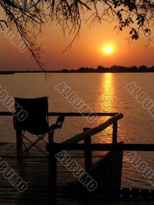 Sunrise dock - 3