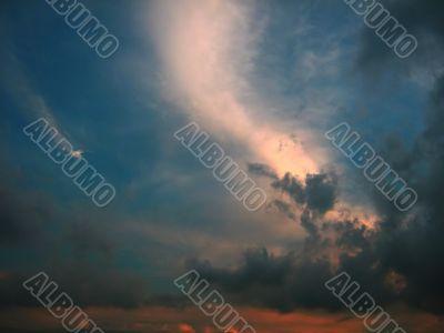 majestic skyscape
