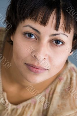 woman`s portrait