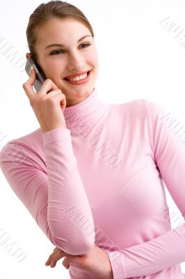 flirting on the phone
