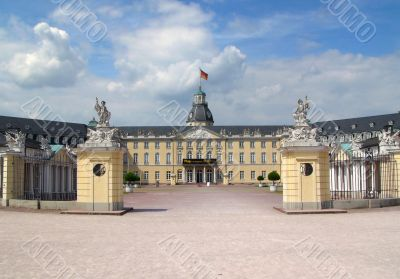 Karlsruhe - Castle
