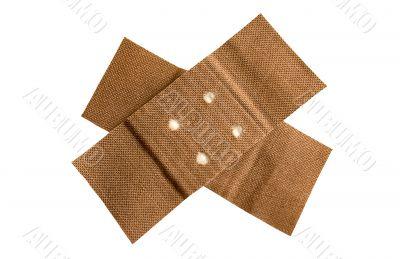 Adhesive Bandage w/ Path