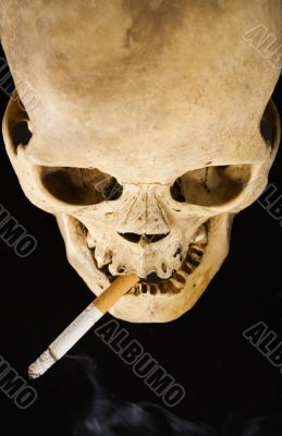 Smoking Kills - Top View
