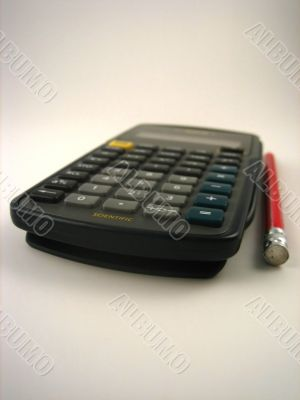 Calculator and finances
