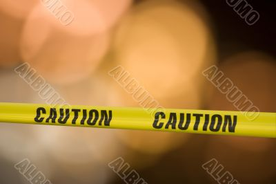 caution caution