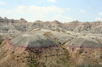 badlands color