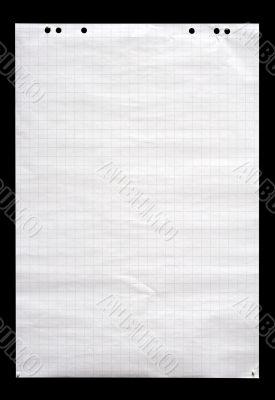 Flip Chart Sheet w/ Path
