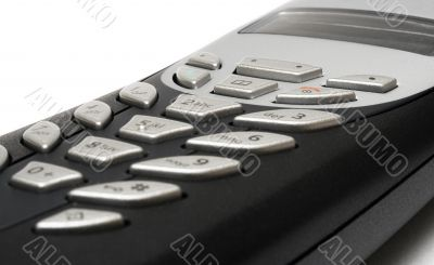 Cordless Telephone - Detail View