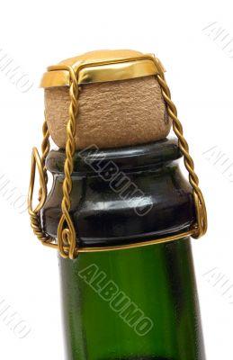 Champagne Bottle Neck