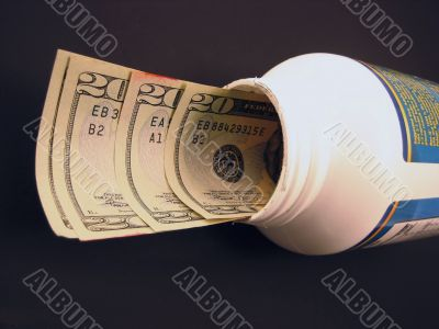 Cost of medicines