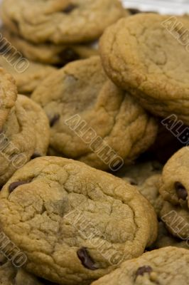 chocolate chip cookies hot to go